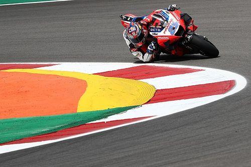 """Dangerous"" stability issue cause of Jorge Martin's MotoGP practice slump"
