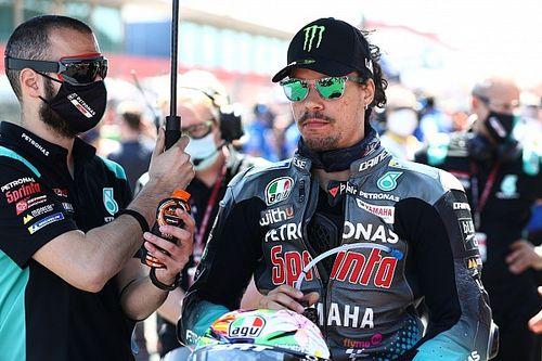 Lorenzo: Yamaha not treating Morbidelli well with old MotoGP bike