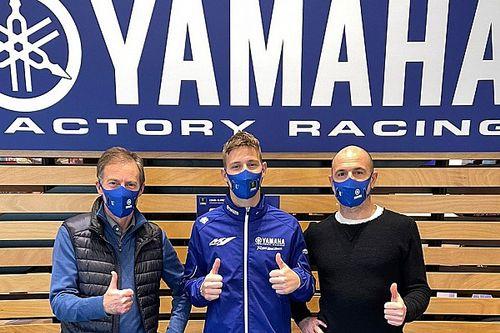 MotoGP: Quartararo visita sede da Yamaha pela primeira vez