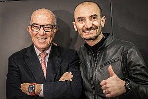 Ducati extends MotoGP deal until 2026