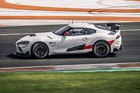 La Toyota debutta con la Supra GT4 nel GT Italiano
