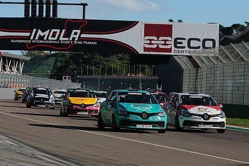 Clio Cup: Ricciarini e Sandrucci vincono ad Imola, ma il Campione è sub-judice