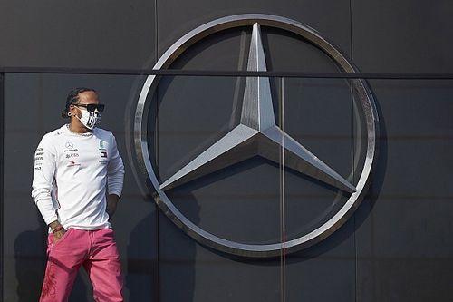 汉密尔顿真可能在2021年退出F1?