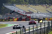 F1 should consider NASCAR-style 'restart zone', says Steiner