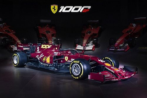 Ferrari: il colore old style un tributo alla storia dei 1000 GP