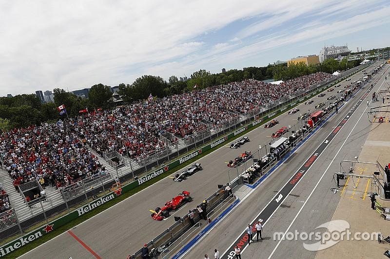 La F1 répond aux critiques