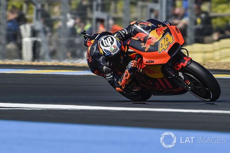Pol Espargaro Elfter: KTM wartet auf Updates