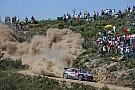 WRC WRC Portugal: Neuville aan de leiding na vrijdag vol crashes