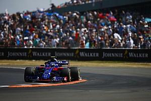 Toro Rosso ne se satisfait pas d'une saison en dents de scie