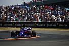 Formule 1 Toro Rosso ne se satisfait pas d'une saison en dents de scie