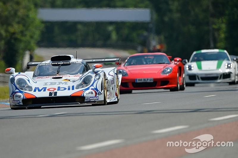 30 photos pour s'imprégner de l'ambiance Le Mans Classic