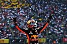 Hamilton: Verstappen foi mais rápido que Ricciardo em 2017