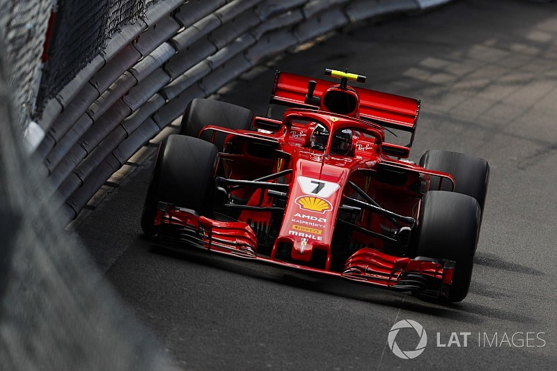 Räikkönen nem számolna egyértelműen a Red Bull rajtelsőségével Monacóban