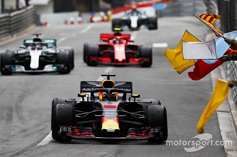Még mindig legalább 1 másodperccel gyorsabb a Red Bull, a Ferrari és a Mercedes