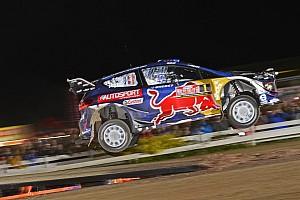 WRC Actualités M-Sport serait proche d'un accord avec Ogier