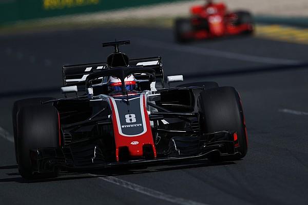 Alonso dice que el Haas funciona porque es una
