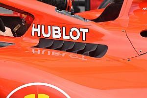 Forma-1 Elemzés Így néz ki a Ferrari hűtése Bahreinben