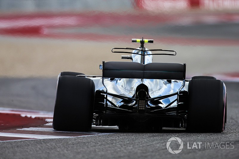 Exkluzív betekintés: így fejlődött a Mercedes W08 2017-ben
