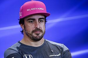 Alonso overweegt Daytona in voorbereiding op Le Mans