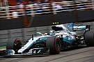 F1ブラジルGP予選速報:ボッタスPP獲得! 王者ハミルトンはクラッシュ