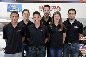 NASCAR Breaking news NASCAR names 2018 Drive for Diversity participants
