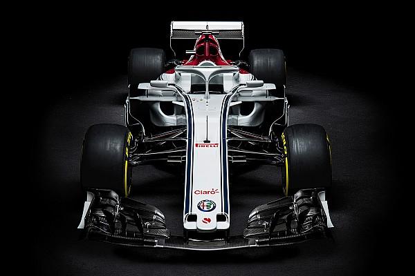 Formula 1 I più cliccati Fotogallery: ecco l'Alfa Romeo Sauber C37 per il Mondiale di F.1 2018