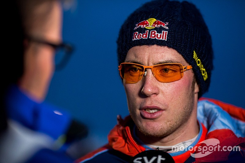 Unfall beim WRC-Test: Thierry Neuville landet im Flussbett