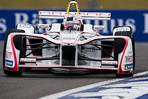 Formule E Nieuws Günther test- en reservecoureur bij FE-team Dragon Racing