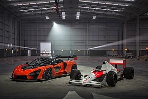 Automotive Noticias de última hora VIDEO: el McLaren Senna y el McLaren F1 MP4/5