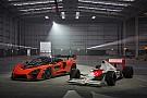 Automotive VIDEO: el McLaren Senna y el McLaren F1 MP4/5