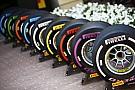 F1 倍耐力公布2018前三场轮胎配方选择