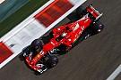 Vettel lidera los primeros libres del GP de Abu Dhabi