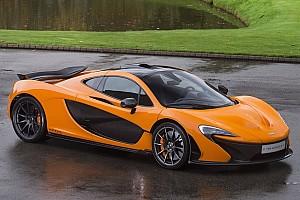 Automotive Breaking news Rare McLaren P1 experimental prototype up for grabs