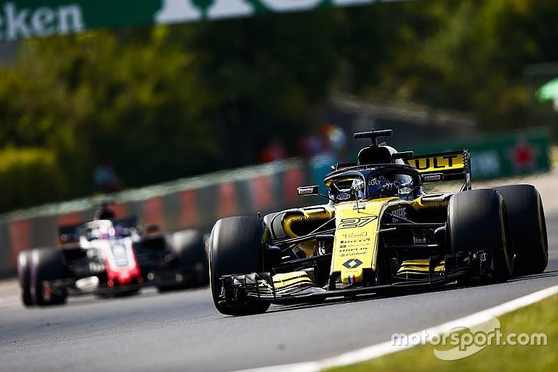 Renault привезет на Гран При Бельгии доработанное днище