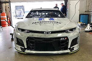 NASCAR Cup Testing report Five Cup drivers take part in Michigan tire test