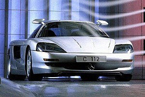Automotive Breaking news A look back at the Mercedes C 112, a Group C concept car for the road