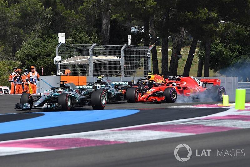 F1 Debrief: Hamilton's glory, Vettel's escape, Verstappen's swipe