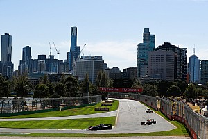 Formule 1 Actualités La pluie en arbitre à Melbourne?