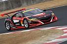 スーパーGT ドラゴNSX GT3の道上龍「決勝に強いセットアップ目指す」