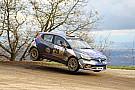 Schweizer markenpokale Rallye Pays du Gier: Styve Jude gewinnt die Clio R3T Alps Trophy