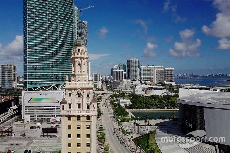 VÍDEO: Conheça pista de Miami, que pode receber F1