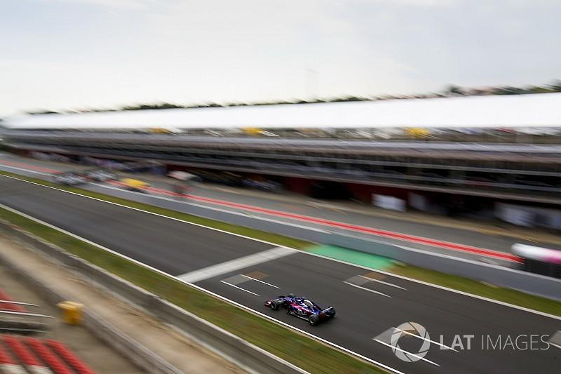 F1 güncelleme yarışının perde arkası