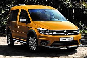 OTOMOBİL Son dakika Volkswagen Caddy Alltrack Türkiye'de
