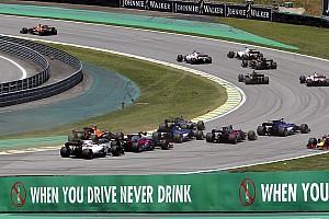Fórmula 1 Noticias Magnussen no vio a  Ricciardo en la colisión con Vandoorne