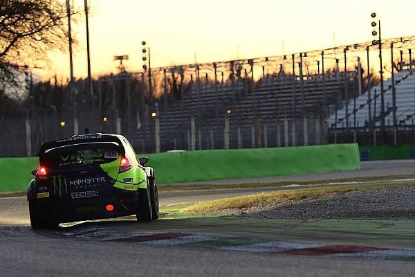 Otros rallies Resumen del tramo Rossi asalta el liderato del Monza Rally Show por solo una décima