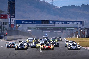 Asian Le Mans Race report Jackie Chan DC Racing doubles up in Fuji