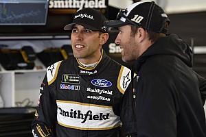 NASCAR Cup Interview Aric Almirola: