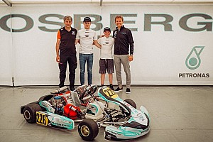 General Breaking news Rosberg launches new driver development scheme
