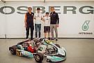 Rosberg fonde son académie de jeunes pilotes