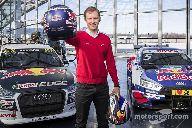 Für Ekströms Gaststart: DTM-Reglement 2018 wird geändert